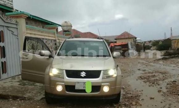 Buy Used Suzuki Vitara Brown Car in Hargeysa in Somaliland