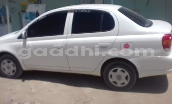 Buy Used Toyota Platz White Car in Hargeysa in Somaliland