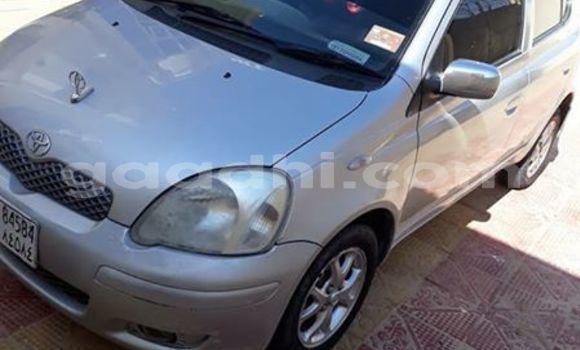 Buy Used Toyota Vitz Silver Car in Hargeysa in Somaliland