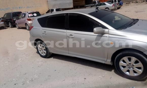 Buy Used Toyota Caldina Silver Car in Hargeysa in Somaliland