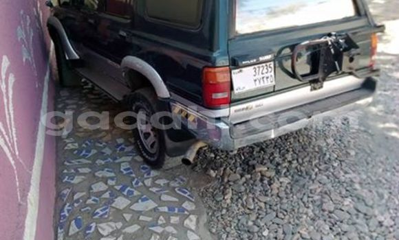 Buy Used Toyota Surf Green Car in Borama in Awdal
