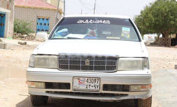 Buy Used Toyota Crown White Car in Hargeysa in Somaliland