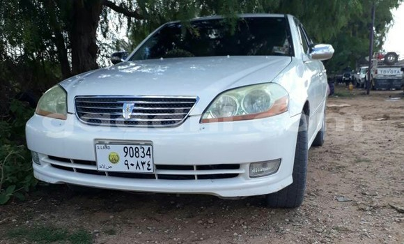 Buy New Toyota Mark II White Car in Hargeysa in Somaliland