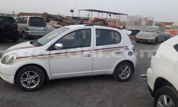 Buy New Toyota Vitz White Car in Gebilay in Awdal