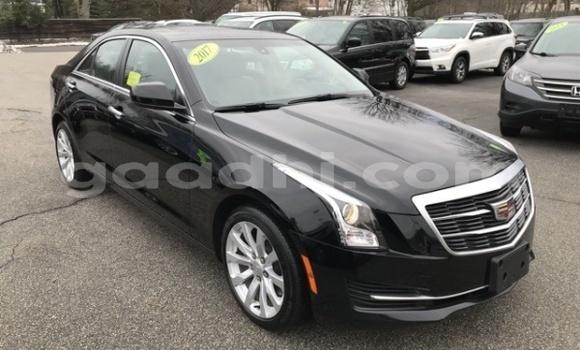 Buy Used Cadillac SRX Black Car in Jalalassi in Hiran