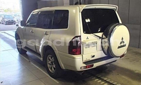 Buy New Mitsubishi Pajero White Car in Hargeysa in Somaliland