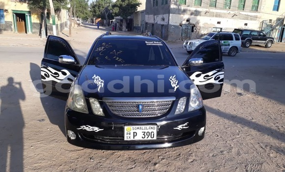 Buy Used Toyota Mark II Black Car in Berbera in Somalia