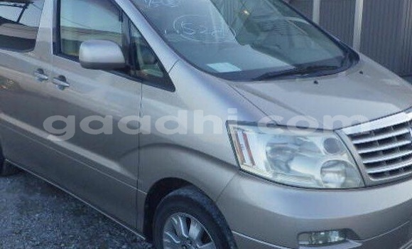 Buy Used Toyota Alphard Other Car in Mogadishu in Somalia