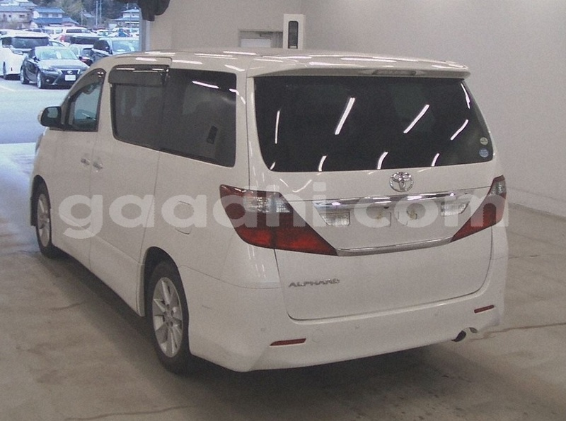 Big with watermark used car for sale in japan toyota alphard 2009 for sale 3