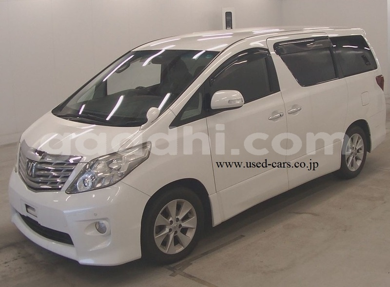 Big with watermark used car for sale in japan toyota alphard 2009 for sale 6