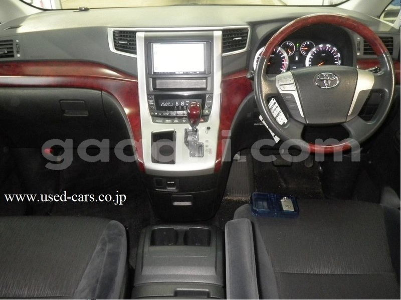 Big with watermark used car for sale in japan toyota alphard 2009 for sale 2