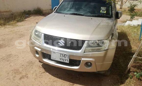 Buy Used Suzuki Escudo Brown Car in Hargeysa in Somaliland