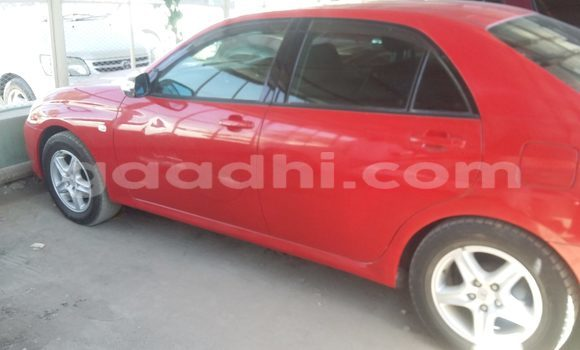 Buy Used Toyota Verso Red Car in Hargeysa in Somaliland
