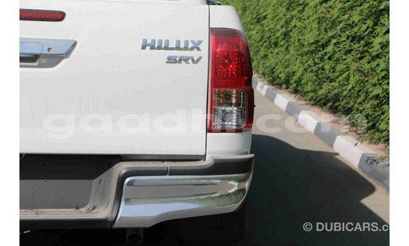 Buy Import Toyota Hilux Black Car in Import - Dubai in Somalia