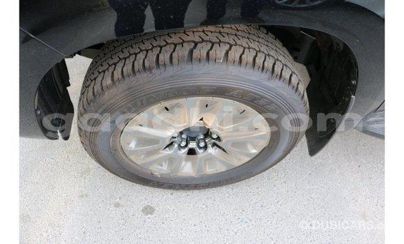 Buy Import Toyota Prado Black Car in Import - Dubai in Somalia