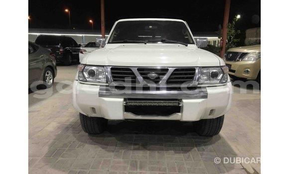 Buy Import Nissan Patrol White Car in Import - Dubai in Somalia