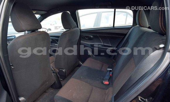 Buy Import Toyota Yaris Black Car in Import - Dubai in Somalia