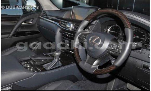 Buy Import Lexus LX Black Car in Import - Dubai in Somalia