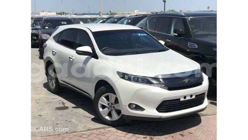 Big with watermark toyota harrier somalia import dubai 4735