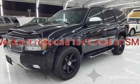 Buy Import Chevrolet Tahoe Black Car in Import - Dubai in Somalia