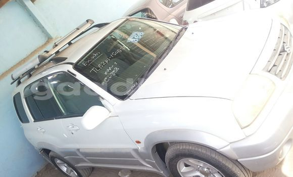 Buy Used Toyota 4Runner White Car in Hargeysa in Somaliland