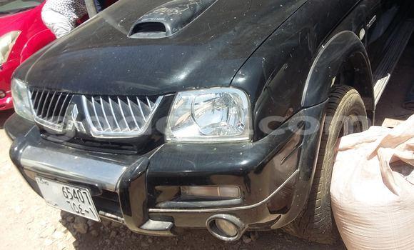 Buy New Mitsubishi L200 Black Car in Hargeysa in Somaliland