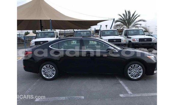 Buy Import Lexus ES Black Car in Import - Dubai in Somalia