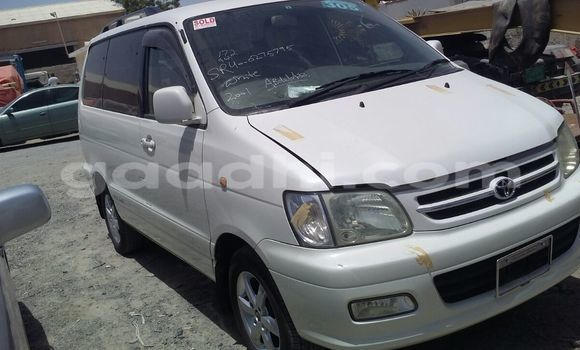 Buy New Toyota 4Runner White Car in Hargeysa in Somaliland