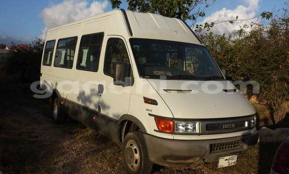 Buy Used Iveco Daily White Truck in Hargeysa in Somaliland