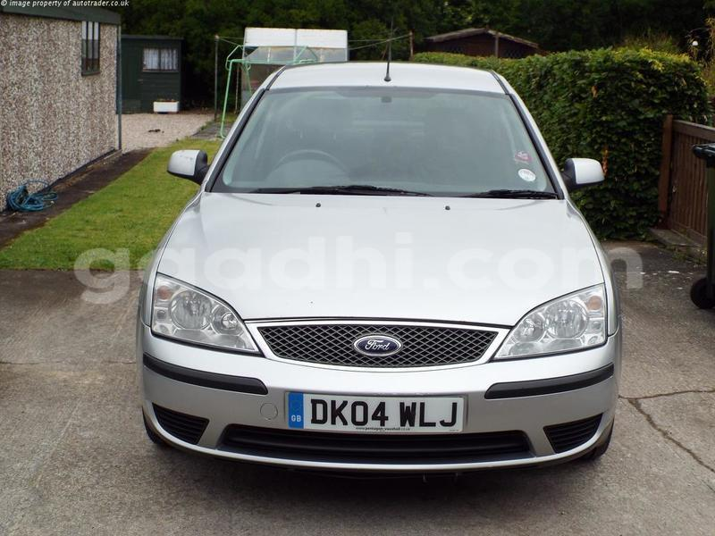 Big with watermark mondeo front