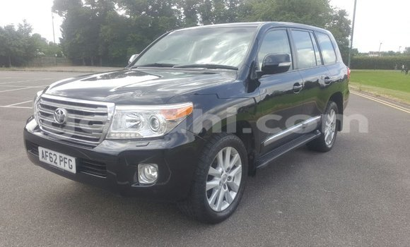 Buy New Toyota Land Cruiser Black Car in Hargeysa in Somaliland