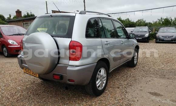 Buy Used Toyota RAV4 Silver Car in Hargeysa in Somaliland
