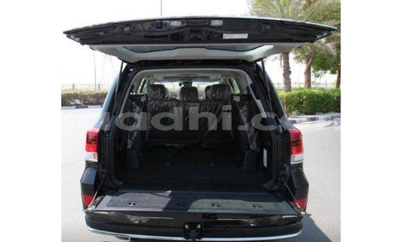 Buy Import Toyota Land Cruiser Black Car in Import - Dubai in Somalia