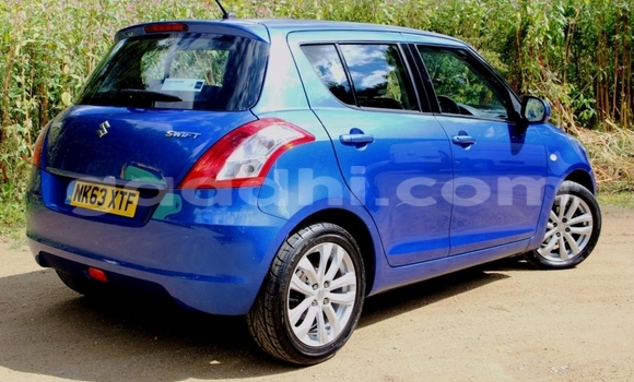 Buy New Suzuki Swift Blue Car in Mogadishu in Somalia