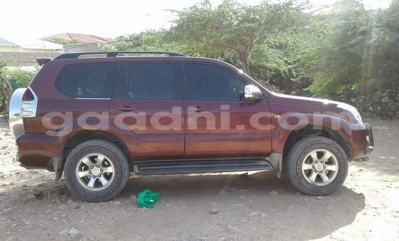 Buy Used Toyota Land Cruiser Prado Other Car in Hargeysa in Somaliland