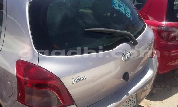 Buy Used Toyota Vitz Black Car in Mogadishu in Somalia