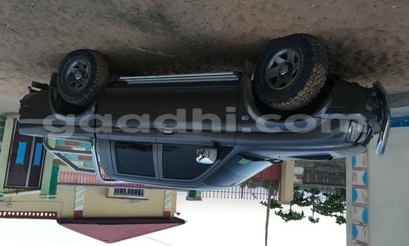 Buy Used Mitsubishi L200 Black Car in Hargeysa in Somaliland