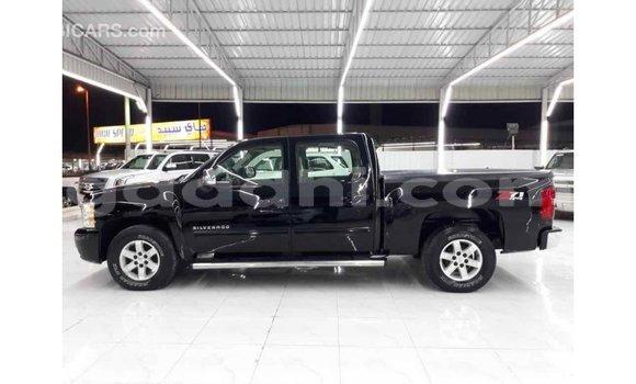 Buy Import Chevrolet Silverado Black Car in Import - Dubai in Somalia