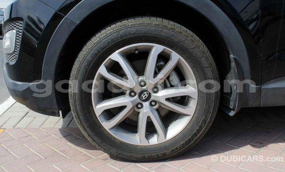 Buy Import Hyundai Santa Fe Black Car in Import - Dubai in Somalia