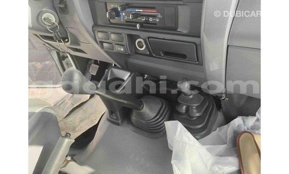 Buy Import Toyota Land Cruiser White Car in Import - Dubai in Somalia