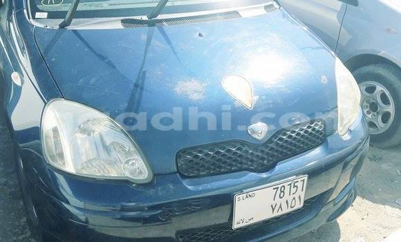 Buy New Toyota Vitz Blue Car in Hargeysa in Somaliland