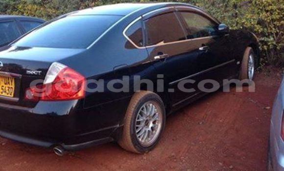 Buy Used Nissan Fuga Black Car in Mogadishu in Somalia