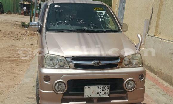 Buy Used Daihatsu Sirion Car in Hargeysa in Somaliland