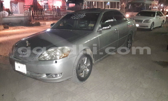 Buy Used Toyota Matrix Silver Car in Hargeysa in Somaliland